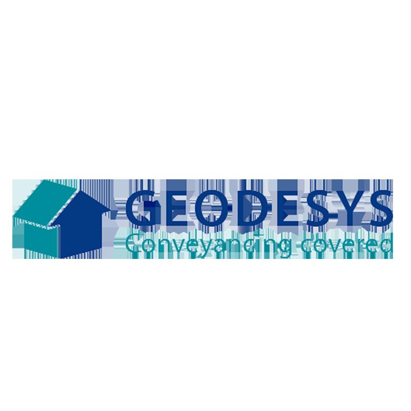 B Geodesys logo