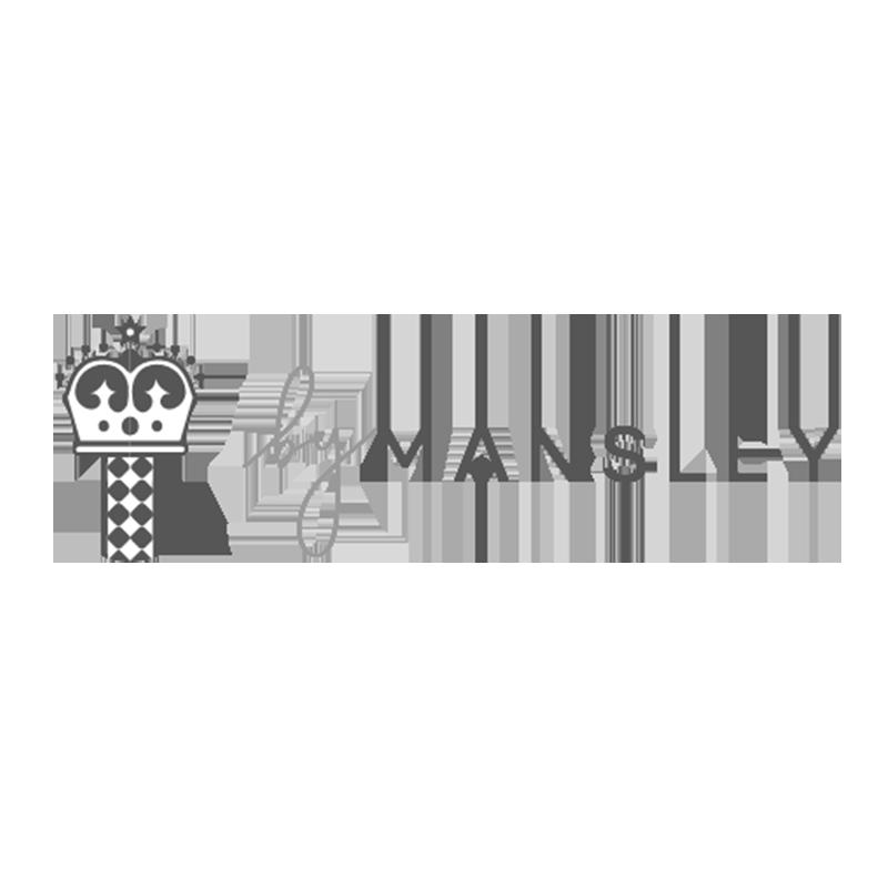 B Mansley logo